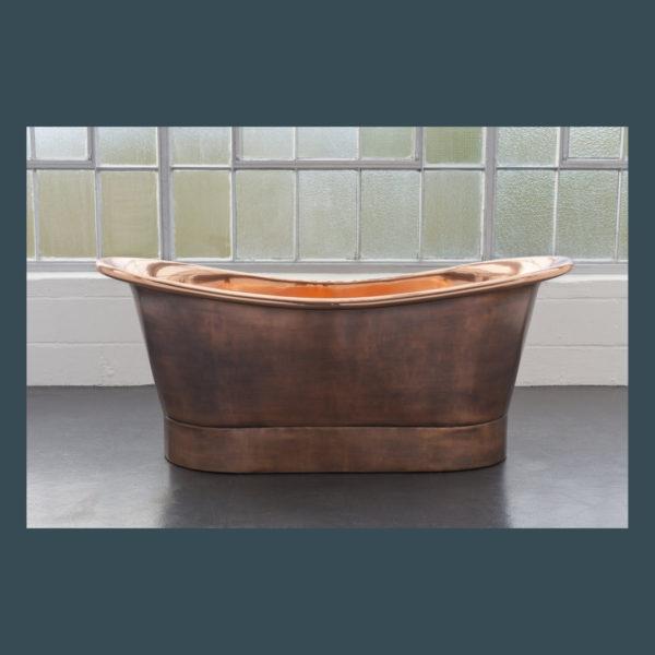 Dart Copper Bath - The Colour House