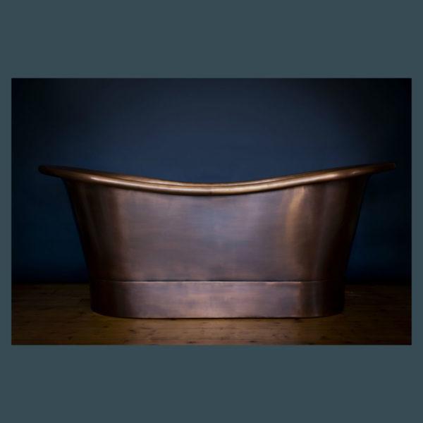Severn copper bath