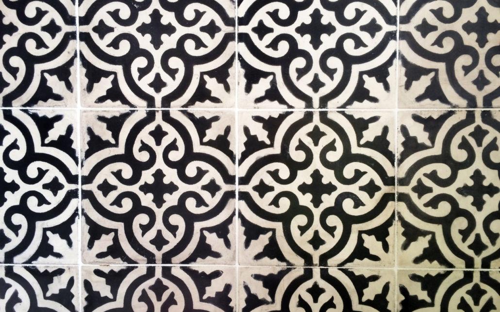 Encaustic Tile Ideas - The Colour House